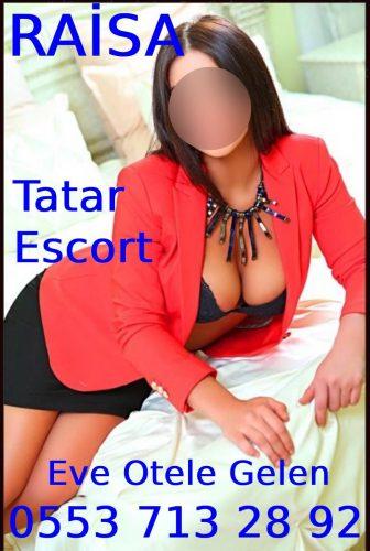 Ankara Tatar escort bayan Raisa