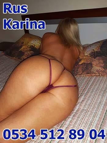 Yeni Rus Escort Karina