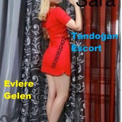 Tandoğan Rus escort Sara