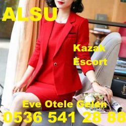 Kazakistanlı escort bayan Alsu Ankara