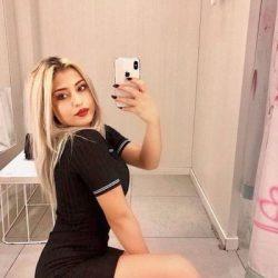Sarışın Rus escort bayan Esila